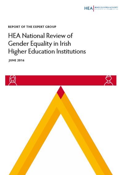 HEA National Review of Gender Equality in Irish Higher Education Institutions